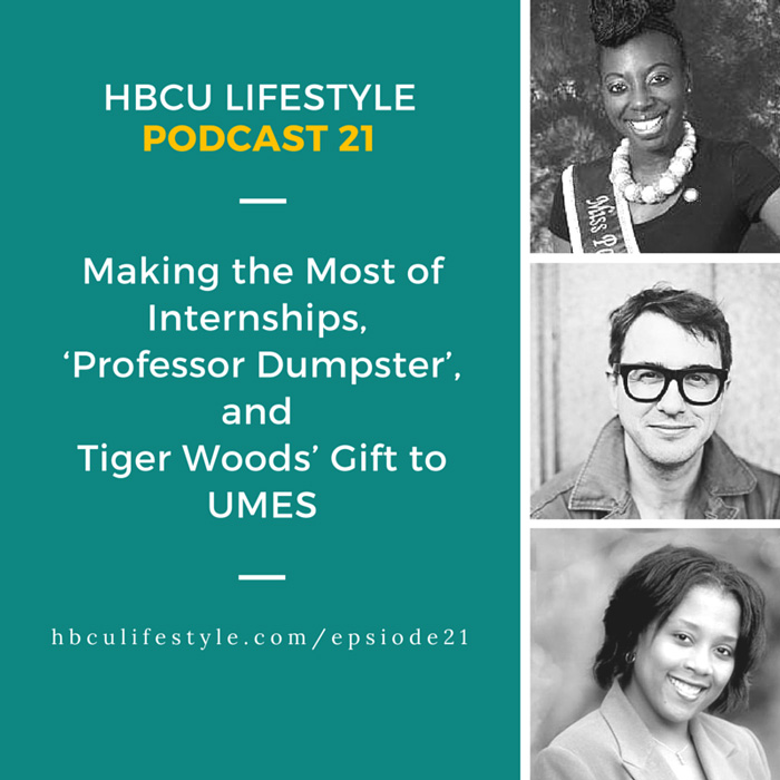 HL 021: Internships | 'Professor Dumpster' | Tiger Woods