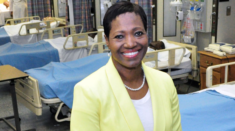 Southern's Jacqueline Hill Joins the Nursing Hall of Fame