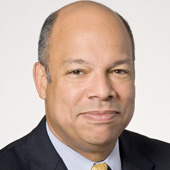 United States Secretary of Homeland Security Jeh Johnson