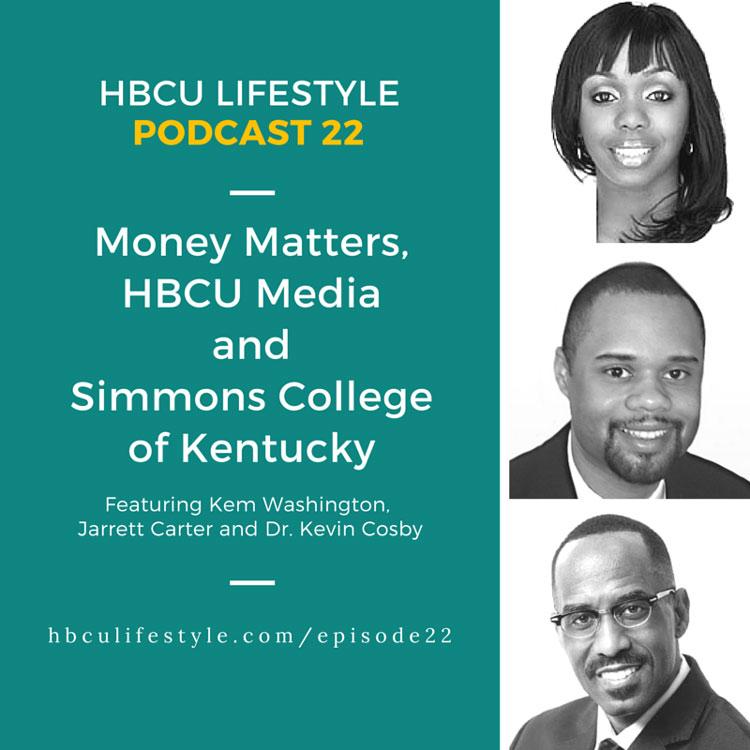 HL 022: Simmons College of Kentucky | HBCU Media | Finances
