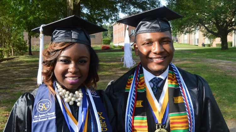 Two Saint Augustine University Grads are Accepted into a Combined 19 Law Schools