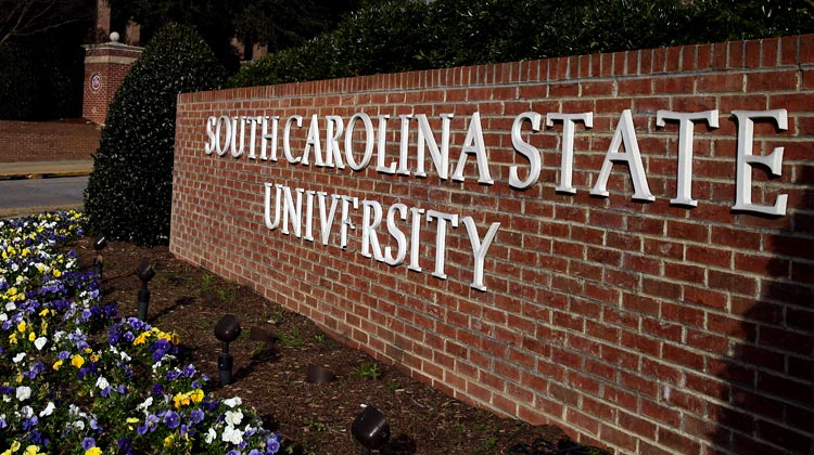 South Carolina State University Campus Signage