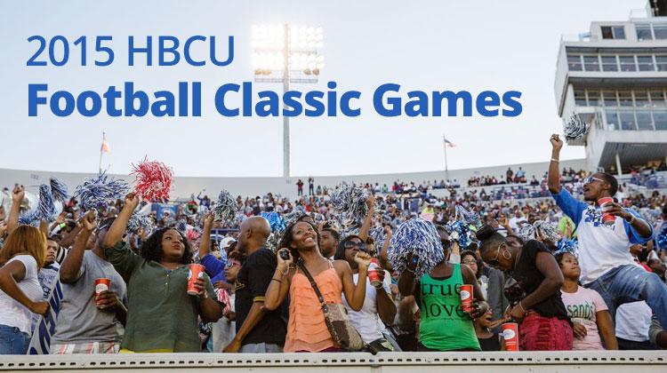 2015 HBCU Classics Football Schedule
