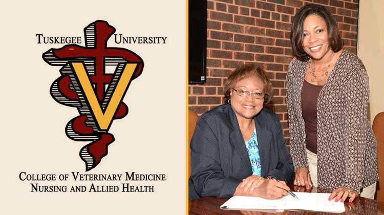 Tuskegee University receives $7.1 million grant to improve veterinary education