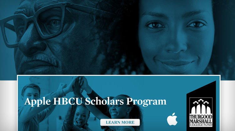 Apple Launches HBCU Scholarship in Partnership with TMCF
