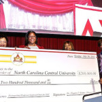 Delta Sigma Theta Awards NCCU $200k for Scientific Research