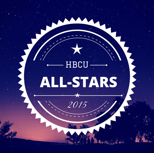 83 Students from 70 Historically Black Colleges and Universities (HBCUs) Named 2015 HBCU All-Stars