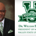 Mississippi Valley State President Bynum Receives Extension