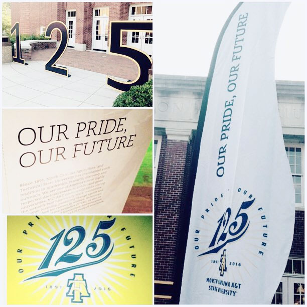 North Carolina A&T to Celebrate 125 Years of Excellence