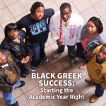 Black Greek Success: Starting the Academic Year Right