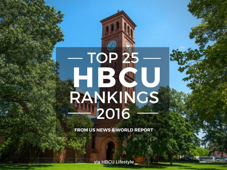 HBCU Rankings 2016: Top 25 Schools from US News