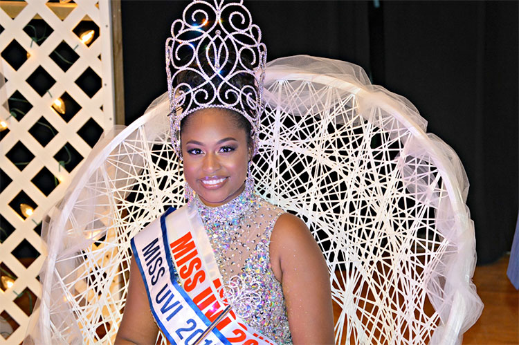 Miss UVI to Compete for National HBCU College Queens Crown