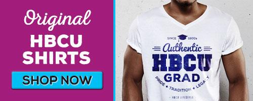 Shop for the Authentic HBCU Grad Shirt