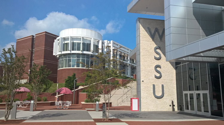 October 13, 2015 Winston-Salem State University (WSSU) Campus.