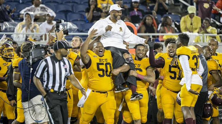 Florida Classic 2015: Bethune-Cookman Downs FAMU