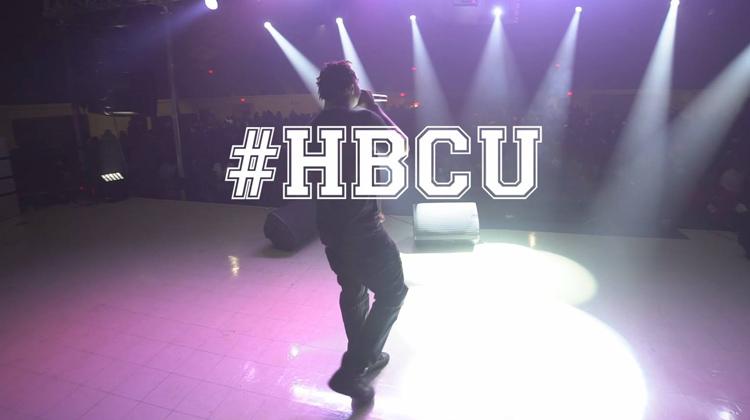 KG the Artist Performs #HBCU (Anthem)