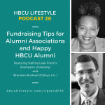 HL 028: Fundraising Tips for Alumni Associations and Happy HBCU Alumni