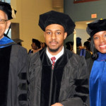 Jalaal Hayes is the Youngest in DSU History to Receive a PhD