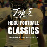 Top 5 HBCU Football Classics Ranked by Attendance 2015