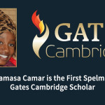Alumna Awarded Spelman's First Gates Cambridge Scholarship