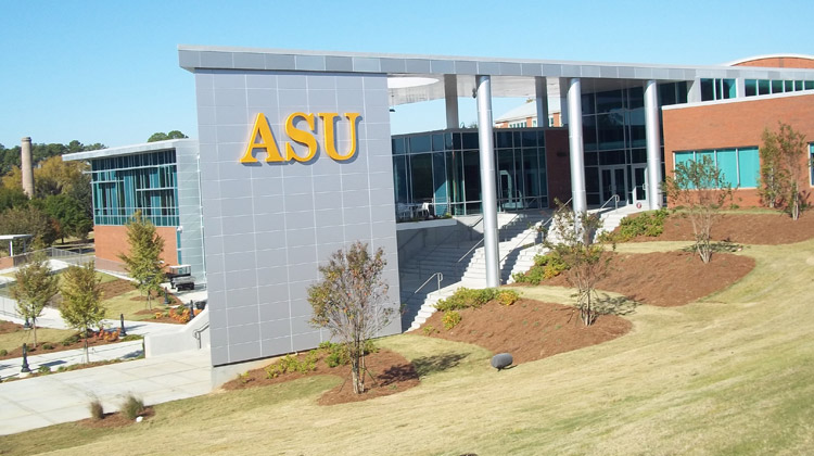 Albany State University's Master of Social Work program is the most affordable in the east.