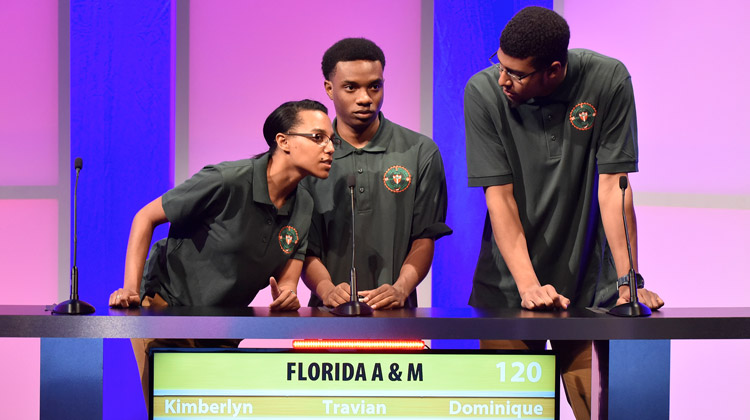 HCASC 2016: FAMU Wins Academic National Championship