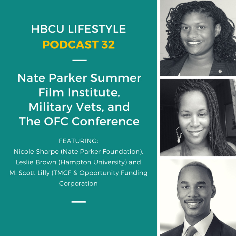 HL 032: Nate Parker Summer Film Program, Innovation and Entrepreneurship Program