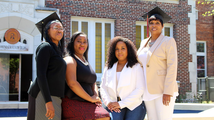 Pair Of Mother-Daughters Set To Graduate From EWC Together