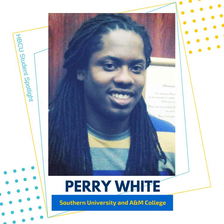 Southern University Student Spotlight: Perry White