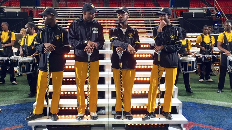 Alabama State's Mighty Marching Hornets Band Appears inBilly Lynn's Long Halftime Walk Movie