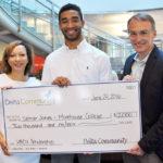Delta Community Quarterly HBCU Scholarship Contest