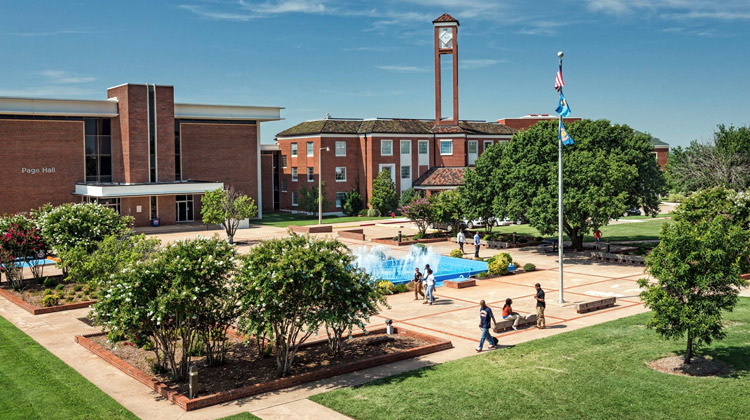 Top 10 Most Affordable HBCUs in the Country: Campus of Langston University in Oklahoma
