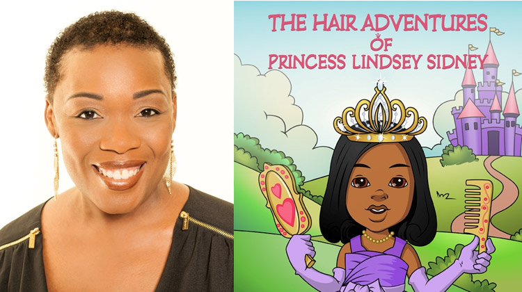 Alabama State University alumna Eartha Dunston has earned an award for her children's book that celebrates a young girl's ever-changing natural hair texture and styles.