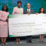 Alpha Kappa Alpha Sorority Donates $250,000 to UNCF