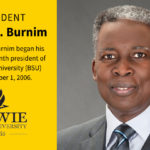 Bowie State University President Mickey Burnim Announces Retirement