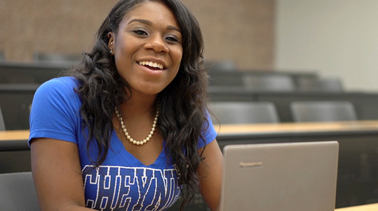 Cheyney's Anitra Jackson Named Pennsylvania's Only White House HBCU All-Star