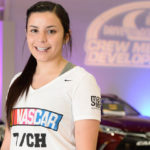 Alcorn Alumna Breanna O'Leary Joins NASCAR Pit Crew