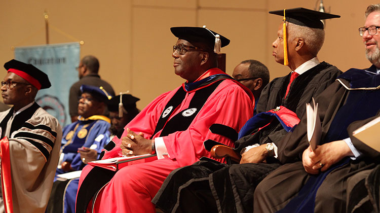 Clark Atlanta Ushers in a New Era with President Ronald A. Johnson