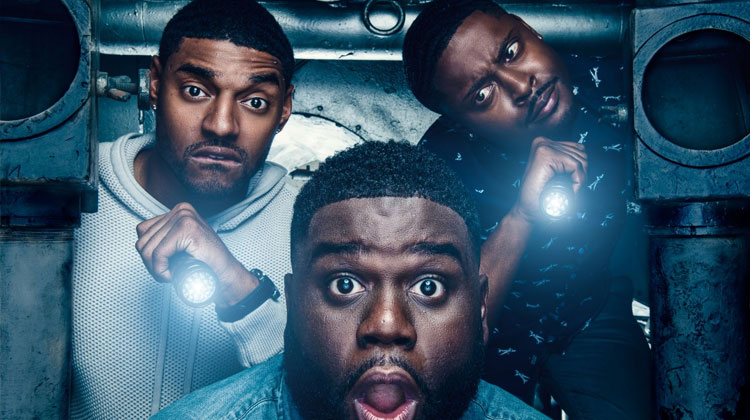 Ghost brothers two clark atlanta alumni star in new tlc show - Tlc house shows ...