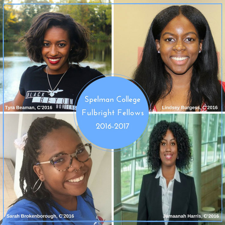 Fulbright Students: Spelman Among the Top Producers in the Nation
