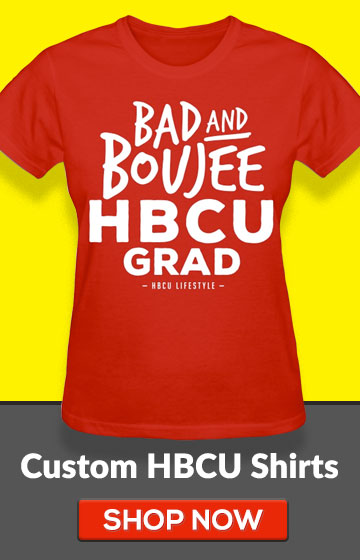 Bad and Boujee HBCU Grad Shirt