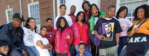 The Divine 9: Black Sororities-and-Fraternities