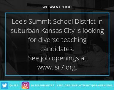 Lees_Summit_School District Job Posting