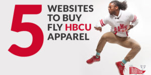 HBCU Apparel Websites
