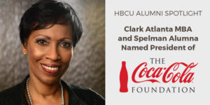 Clark Atlanta and Spelman Alumna Helen Price Named President of The Coca-Cola Foundation