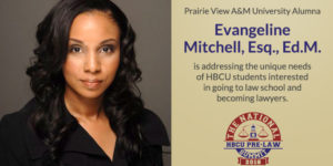 HL 038: Founder Evangeline Mitchell Discusses The National HBCU Pre-Law Summit