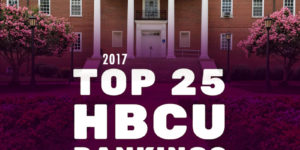 HBCU Rankings 2017: Top 25 Black Colleges from US News [VIDEO]